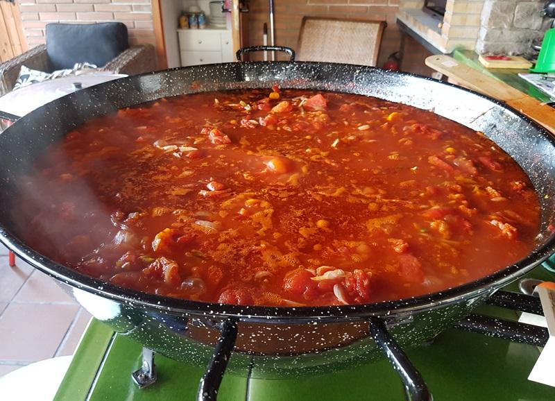 sofrito de tomate en conserva