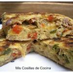 tortilla-pimientos-atun