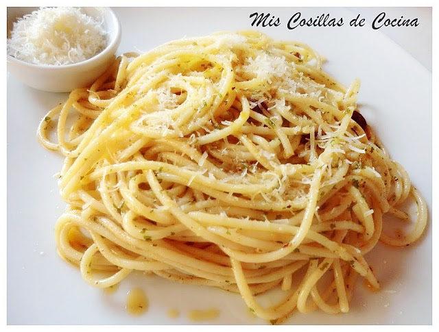 espaguetis-aglio-olio