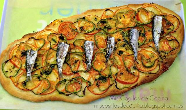 coca-verduras-sardinillas