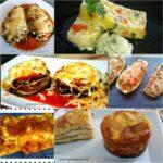 Seis recetas con verduras