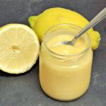 Crema de limón (Lemon Curd)