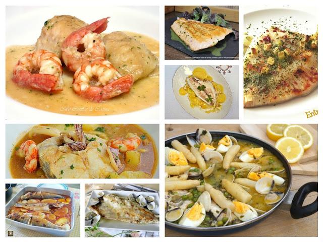 Recetas de pescado fáciles
