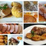 Recetas de Carnes y Aves para días Especiales