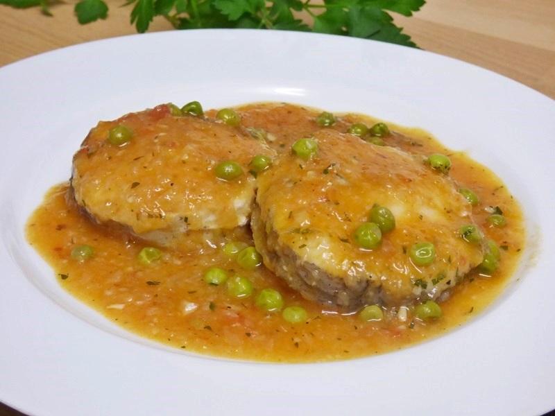 merluza en salsa receta f cil mis cosillas de cocina
