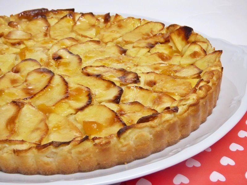 Tarta De Manzana Fácil Mis Cosillas De Cocina