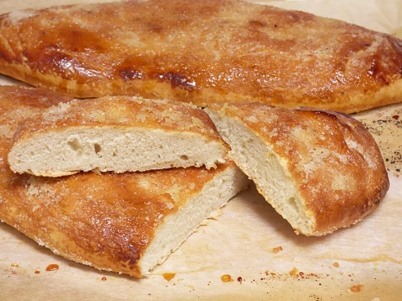 Coca de forner o Coca de pan