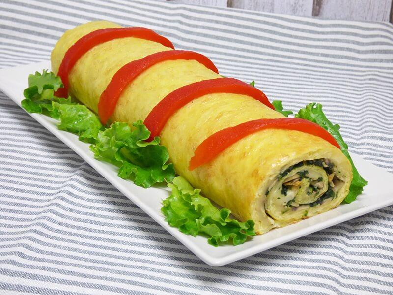 Rollo de patata