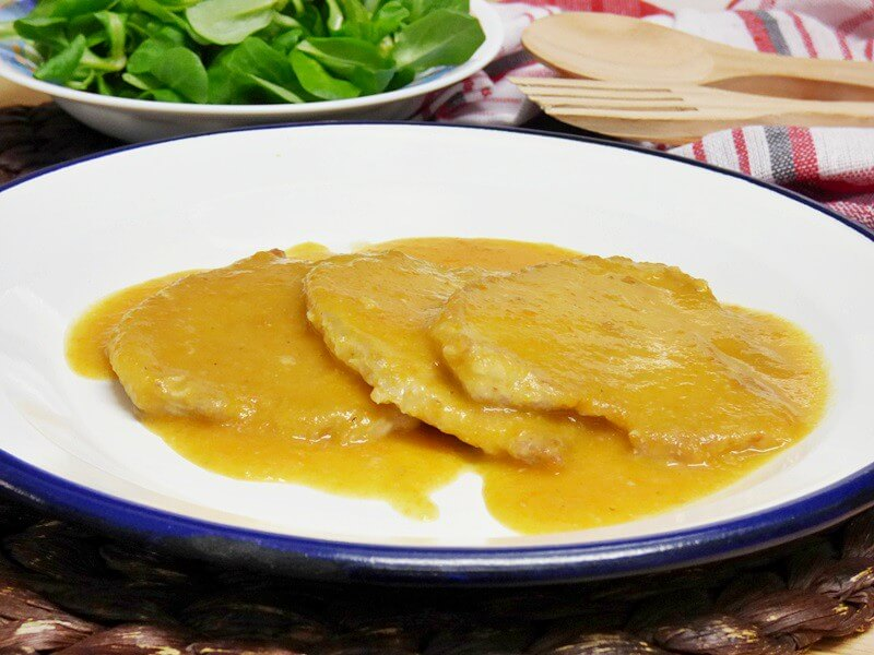 Receta De Filetes De Lomo En Salsa Mis Cosillas De Cocina