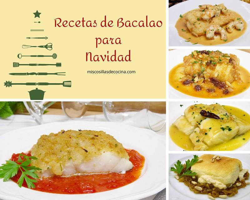 recetas de bacalao para navidad