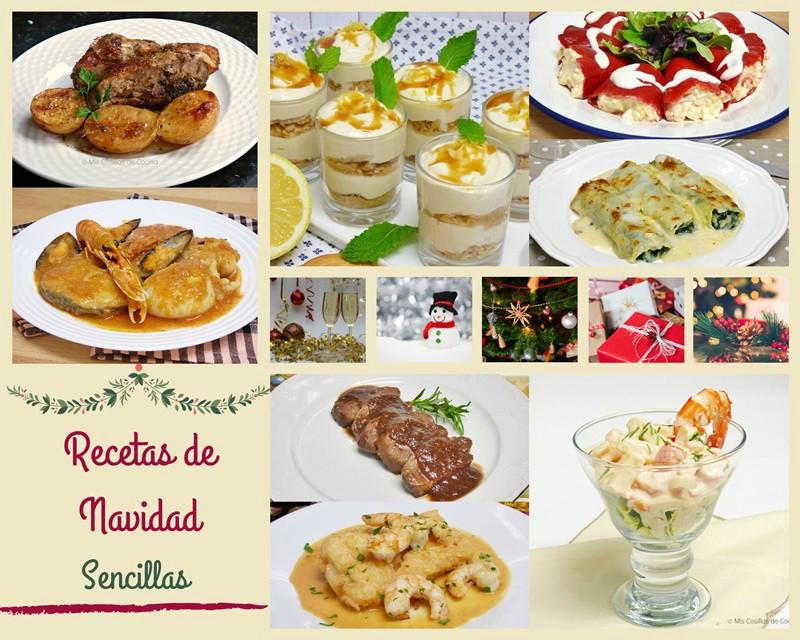 Recetas De Navidad Sencillas Mis Cosillas De Cocina