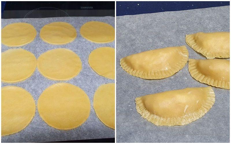 Masa de empanadillas casera