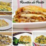 12 Recetas de pasta