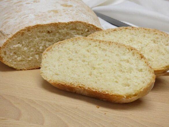 Pan casero muy fácil