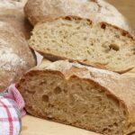 Pan de multicereales sin amasado