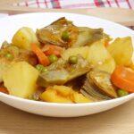 Guiso de verduras