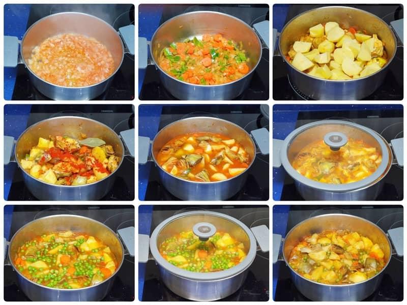 Guiso De Verduras Fácil Y Económico Mis Cosillas De Cocina