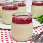 Panna Cotta de leche condensada